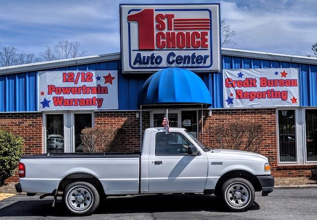 2010 Ford Ranger XL Truck Regular Cab