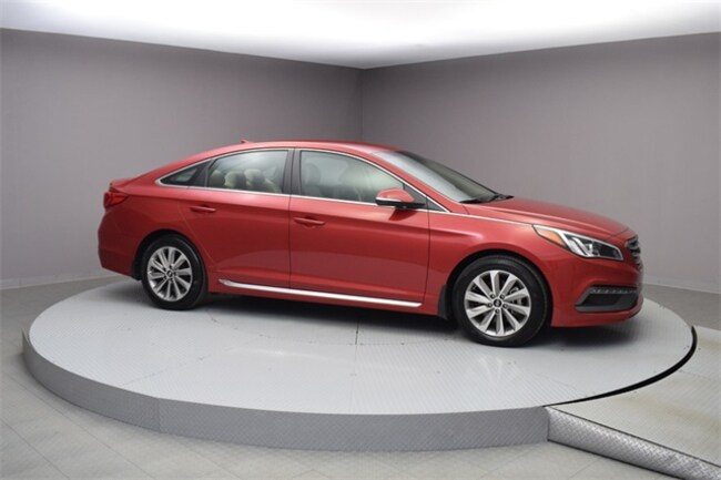 2017 Hyundai Sonata Sedan