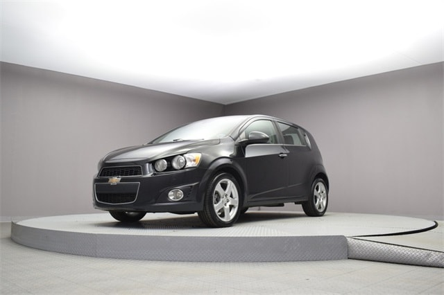 Used 2015 Chevrolet Sonic For Sale at Hunter Hyundai | VIN