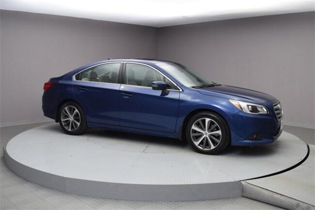 2017 Subaru Legacy 3.6R Limited with Sedan