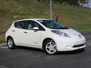 2014 Nissan LEAF SV Hatchback