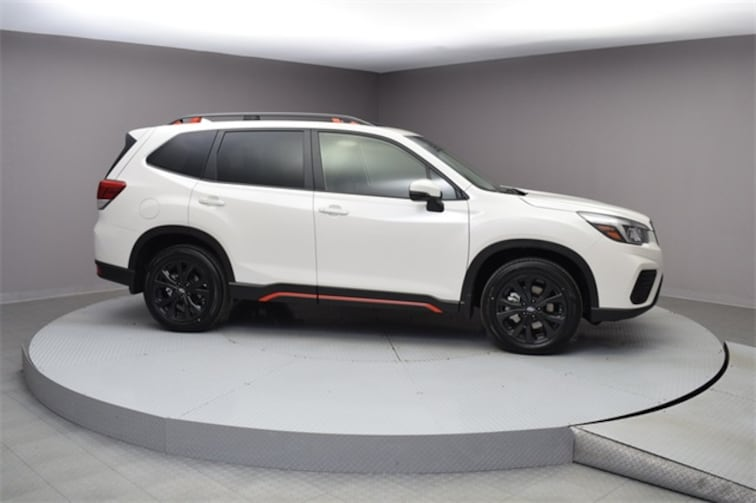 New 2019 Subaru Forester Sport For Sale In Hendersonville Nc Vin
