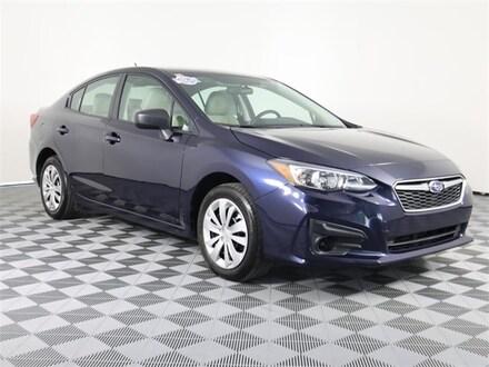 2019 Subaru Impreza 2.0i Sedan