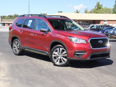 Featured new 2021 Subaru Ascent Touring 7-Passenger SUV for sale near Hendersonville, NC