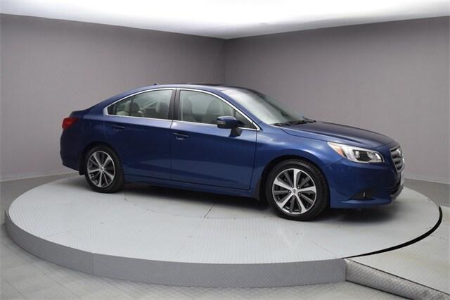2017 Subaru Legacy 3.6R Sedan