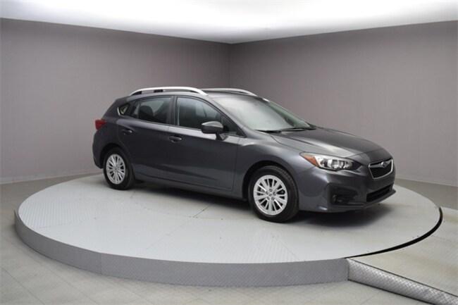 2018 Subaru Impreza 2.0i Premium Hatchback