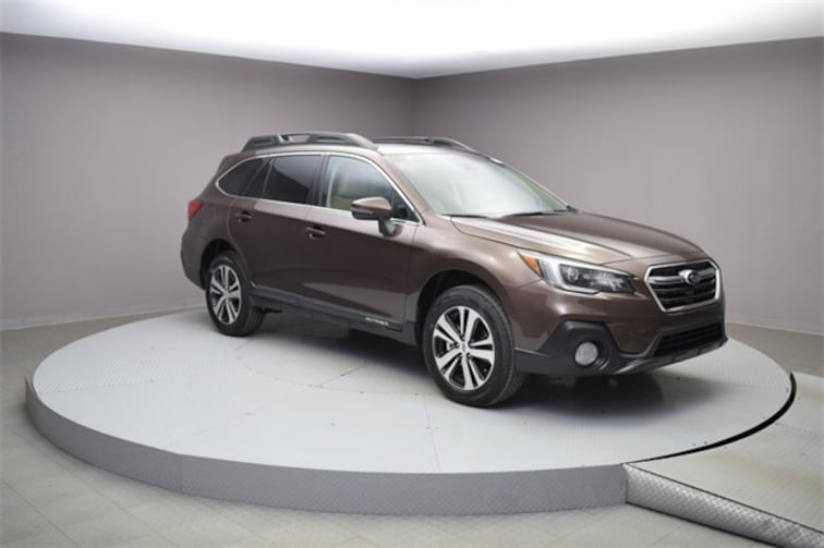 New 2019 Subaru Outback 2.5i Limited SUV for sale at Hunter Subaru in Hendersonville, NC