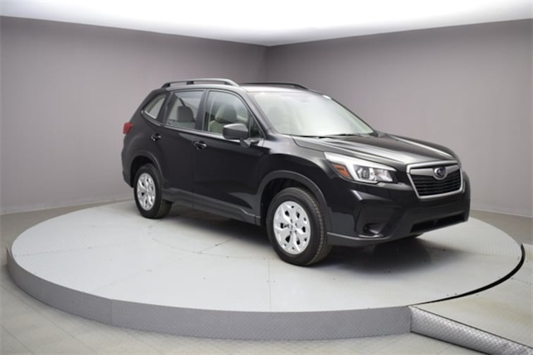 New 2019 Subaru Forester Standard SUV for sale at Hunter Subaru in Hendersonville, NC