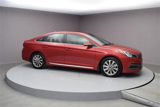 2017 Hyundai Sonata Sport Sedan