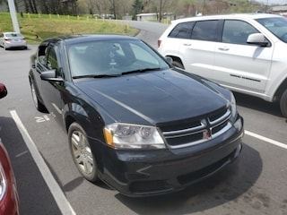 Pre-Owned 2013 Dodge Avenger SE Sedan C99108C under $10,000 for Sale in Hendersonville