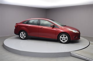 Pre-Owned 2014 Ford Focus SE Sedan C92338A under $10,000 for Sale in Hendersonville
