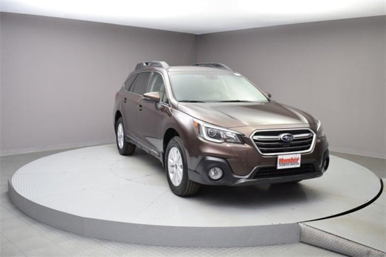 New 2019 Subaru Outback 2.5i Premium SUV for sale at Hunter Subaru in Hendersonville, NC