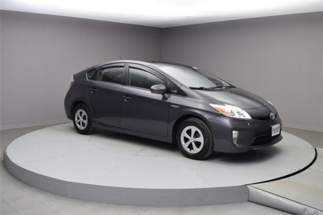 2015 Toyota Prius One Hatchback