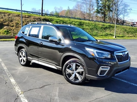 Featured new 2021 Subaru Forester Touring SUV for sale near Hendersonville, NC
