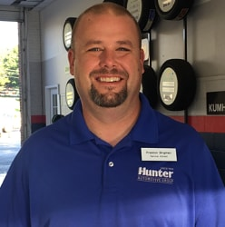 Preston Brigman - Service Advisor at Hunter Subaru
