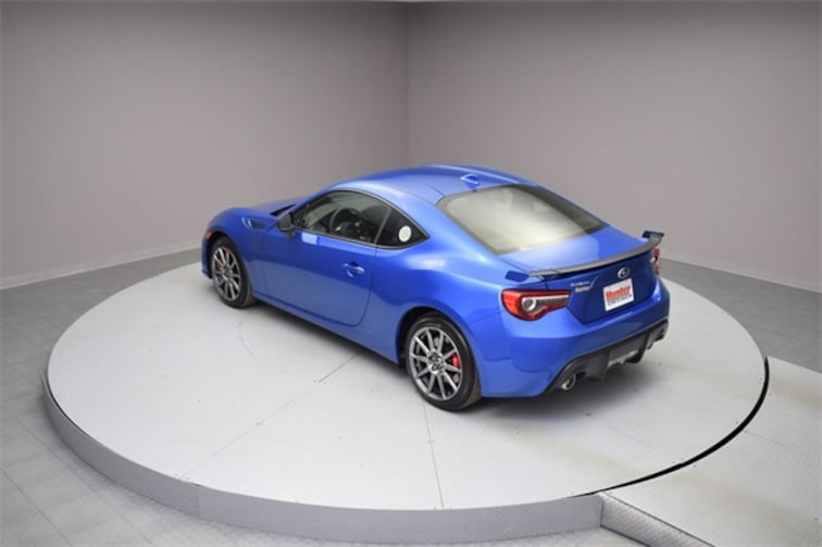 New 2018 Subaru BRZ Limited with Performance Package Coupe for sale at Hunter Subaru in Hendersonville, NC