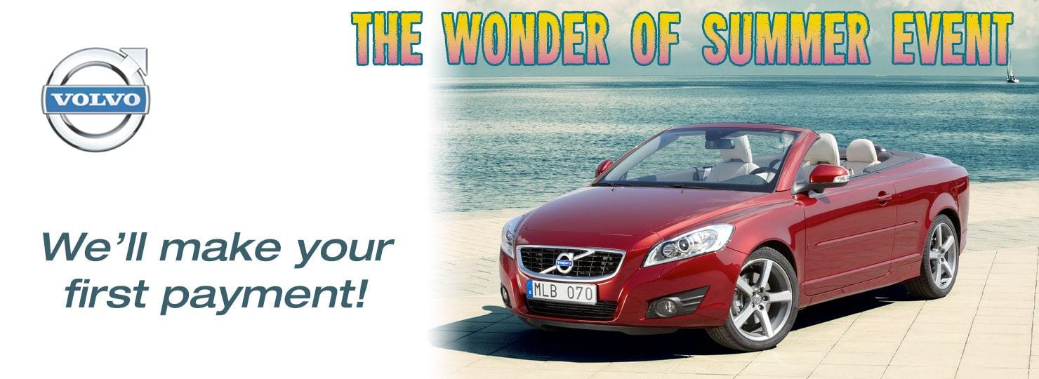 New Volvo Dealership   Summer Sales Event
