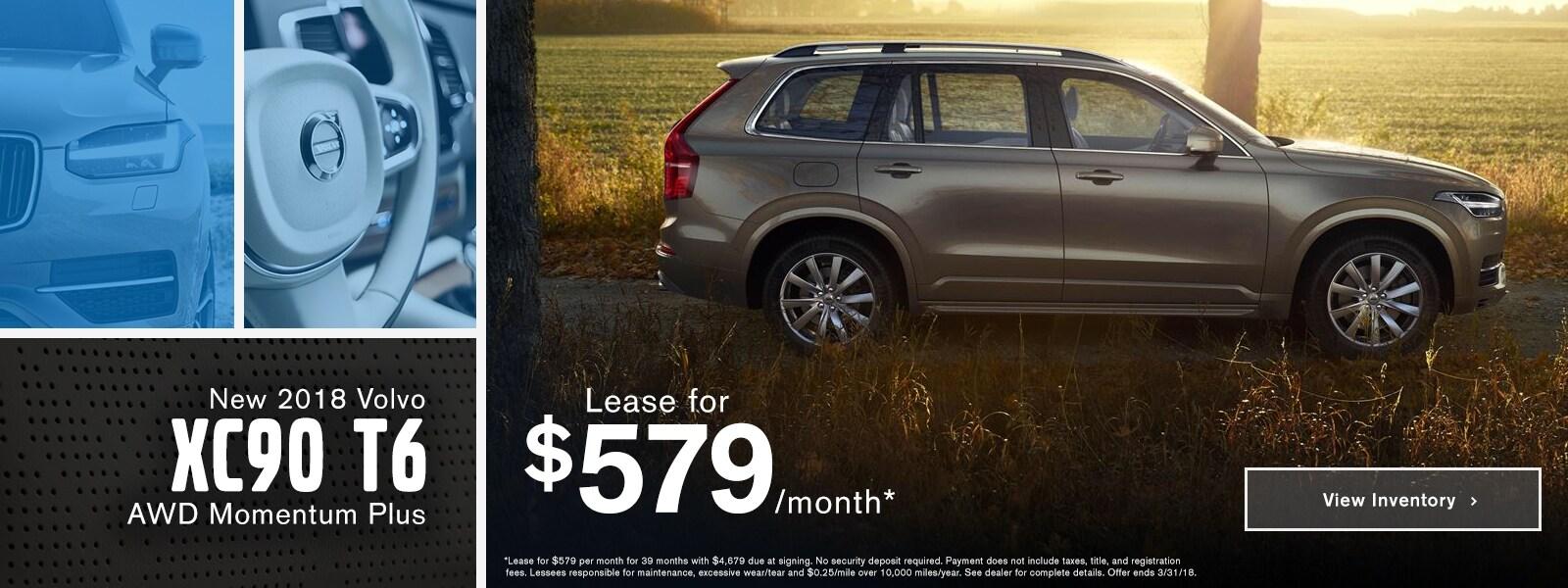 New Volvo & Pre-Owned Car Dealer near Asheville NC | Hendersonville