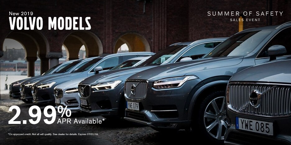 New 2019 Volvo Models