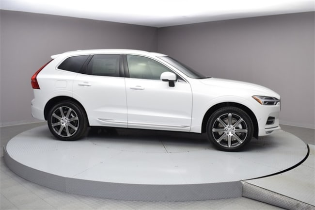New 2019 Volvo XC60 T6 Inscription SUV Asheville