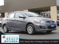 Used 2017 Hyundai Accent SE Sedan for sale near Costa Mesa