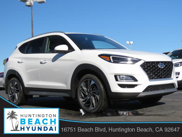 Featured new 2019 Hyundai Tucson Sport SUV for sale near you in Huntington Beach, CA