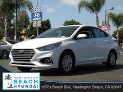 New 2019 Hyundai Accent SEL Sedan in Huntington Beach