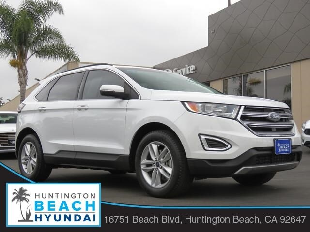 Featured pre-owned 2016 Ford Edge SEL SUV for sale near you in Huntington Beach, CA