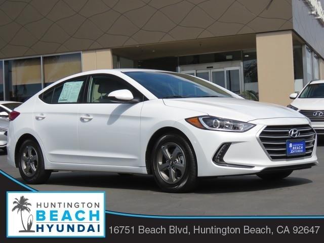 Featured pre-owned 2018 Hyundai Elantra ECO Sedan for sale near you in Huntington Beach, CA