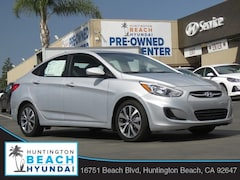 Discounted Pre-Owned 2017 Hyundai Accent Value Edition Sedan for sale near you in Huntington Beach, CA