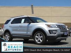 2017 Ford Explorer XLT SUV for sale near you in Huntington Beach, CA