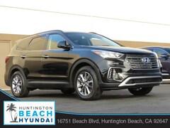 New 2019 Hyundai Santa Fe XL SE SUV in Huntington Beach