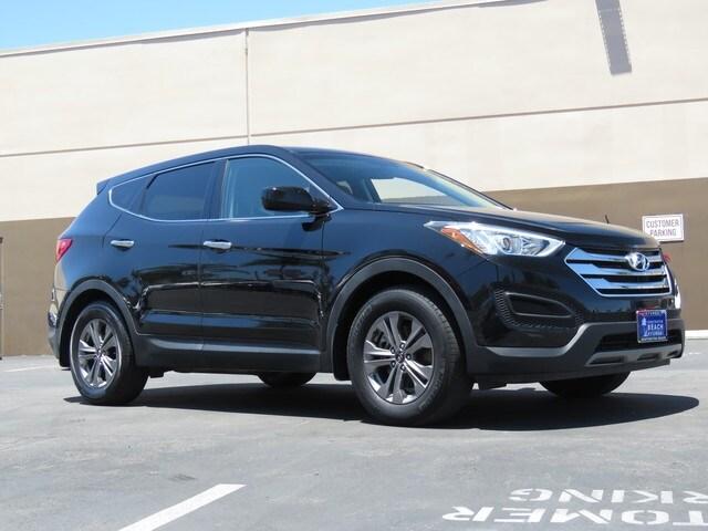 Used 2015 Hyundai Santa Fe Sport 2.4L SUV for sale near Costa Mesa