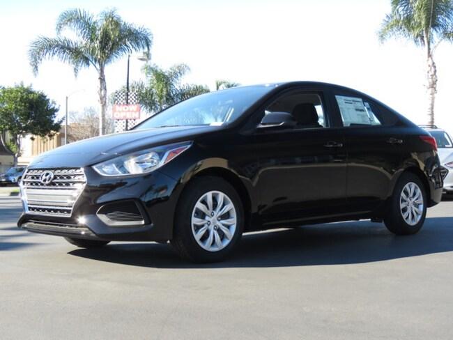 New 2019 Hyundai Accent SE Sedan for sale in Anaheim