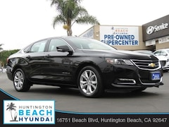 2018 Chevrolet Impala LT w/1LT Sedan for sale near you in Huntington Beach, CA