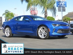 2016 Chevrolet Camaro 1LT Coupe for sale near you in Huntington Beach, CA