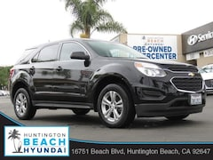 2017 Chevrolet Equinox LS SUV for sale near you in Huntington Beach, CA