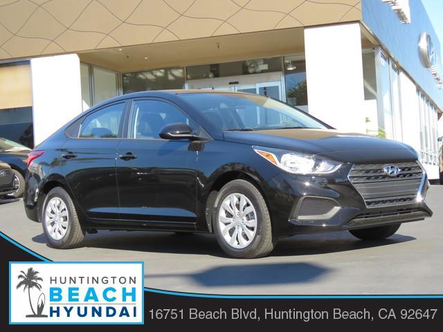 New 2019 Hyundai Accent SE Sedan for sale near Irvine