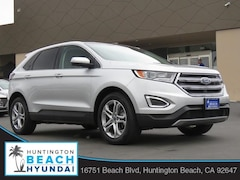 2016 Ford Edge Titanium SUV for sale near you in Huntington Beach, CA