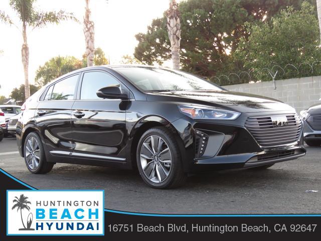 Featured new 2019 Hyundai Ioniq Hybrid Limited Hatchback for sale near you in Huntington Beach, CA