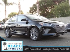 New 2019 Hyundai Ioniq Hybrid Limited Hatchback in Huntington Beach