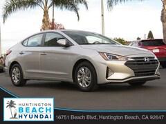 New 2019 Hyundai Elantra SE Sedan for sale near you in Huntington Beach, CA
