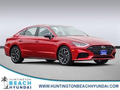 2021 Hyundai Sonata N Line Sedan