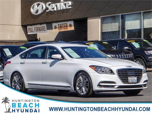 Used Genesis G80 Huntington Beach Ca