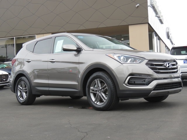 Used 2017 Hyundai Santa Fe Sport 2.4L SUV for sale near Costa Mesa