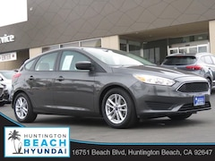 2018 Ford Focus SE Hatchback for sale near you in Huntington Beach, CA