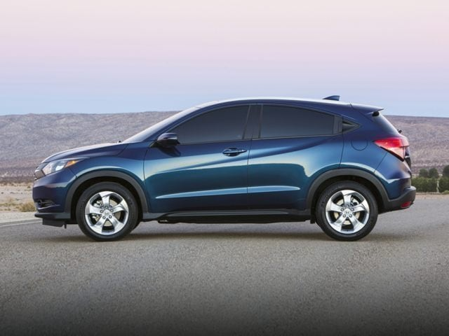 Great The 2018 Honda HR V