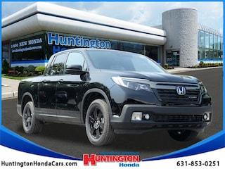 New 2019 Honda Ridgeline Black Edition Truck for sale in Huntington, NY at Huntington Honda