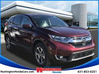 New 2019 Honda CR-V EX SUV for sale in Huntington, NY at Huntington Honda