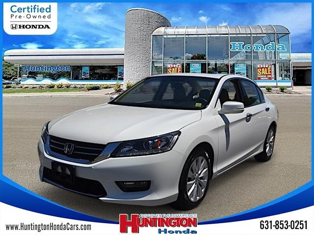 2015 Honda Accord EX-L V-6 w/Navigation Sedan